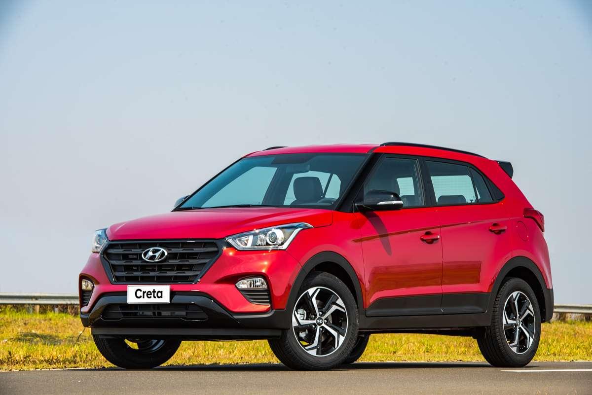 Hyundai Creta ganha versão Sport