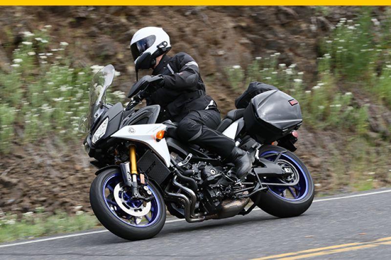 Yamaha Tracer 900 renovada para 2021